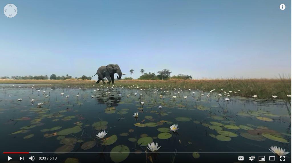 Okavanga Experience in 360